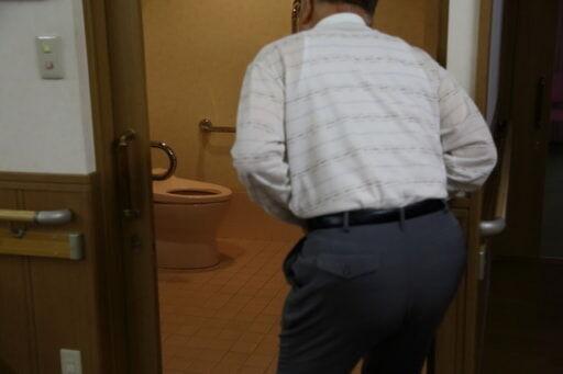 高齢者トイレ