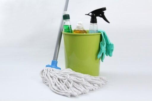 小掃除(こそうじ)