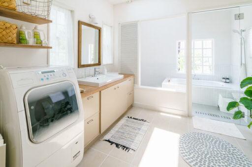 洗面所バスルーム