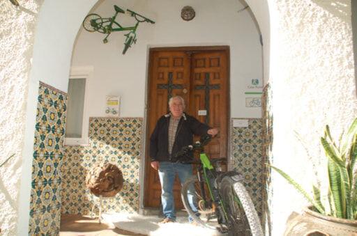 自転車の家
