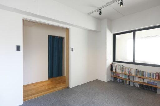 子ども部屋にもできるフリースペース