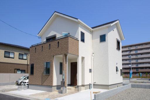 新築分譲住宅