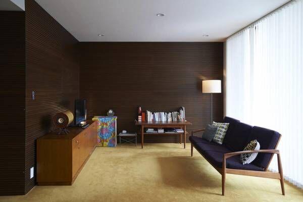 水回りは既存を生かし、家具が映えるLDKに【リライフプラス】