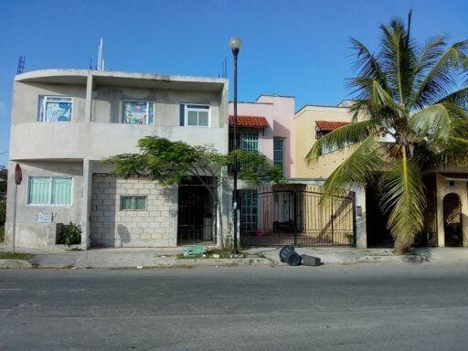 メキシコの家