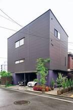 杉の床、薪ストーブがもたらす落ち着いた空間のある家【住まいの設計】