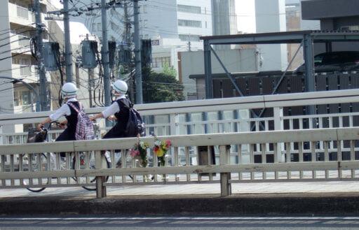 自転車通学