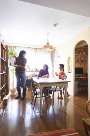 家族全員の個室を実現! DIYもプラスして愛着ある家に【リライフプラス】