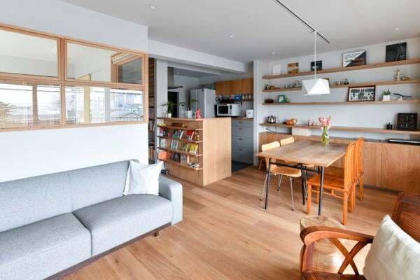 8年前に購入した岡野さんの自宅マンション
