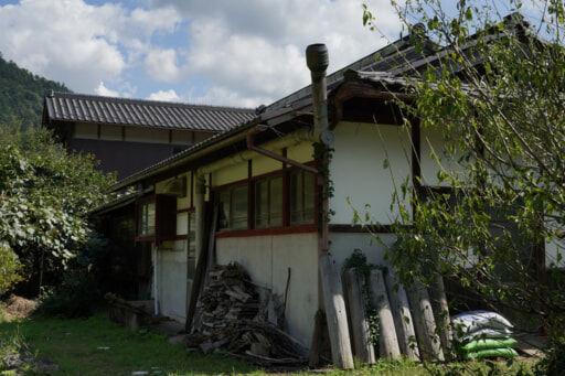 実家の古家