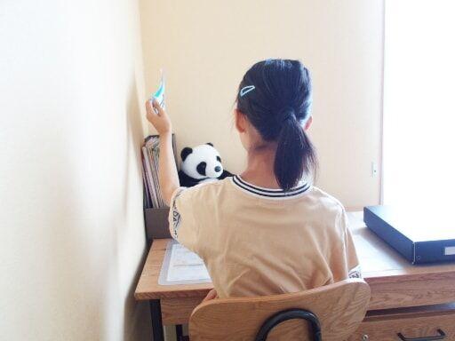 子どもの自宅学習