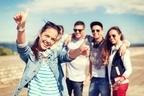 十代の友情関係は成人後の健康状態に影響していることが明らかに