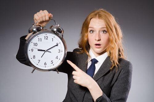 1日の目標は50%できればOK!作業効率が上がる時間の使い方10個