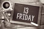 不吉で嫌われている「13日の金曜日」には仰天の法則があった!