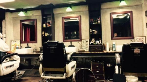 【バンコクおしゃれローカル HOT PICK!】ヴィンテージスタイルのバーバーショップ