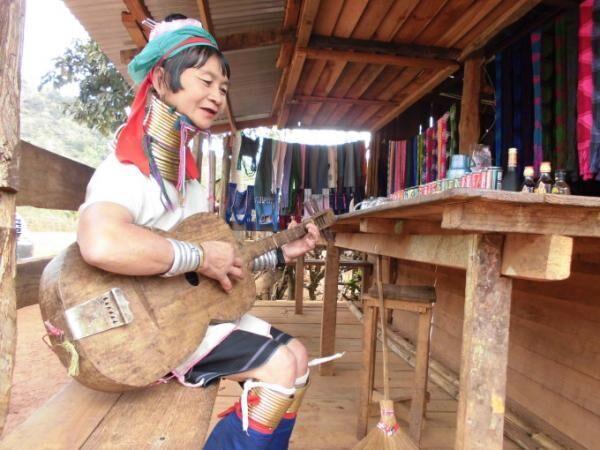 ミャンマーのカヤー州で少数民族に出会う旅
