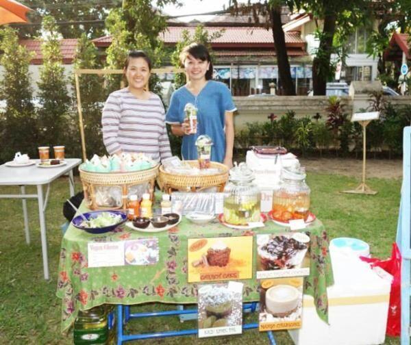 チェンマイで注目のオーガニック・ファーマーズマーケット