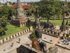 巨大仏塔が目印!アユタヤの寺院「ワット・ヤイ・チャイ・モンコン」