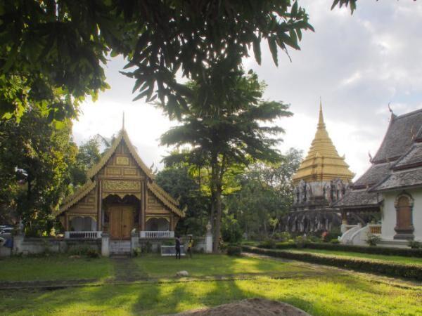 13世紀に建立!チェンマイ最古の寺院「ワット・チェン・マン」