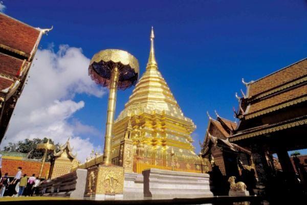 タイの古都でスマイルランニング「チェンマイマラソン」開催