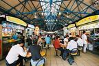 シンガポール・チャイナタウンの台所「マックスウェル・フードセンター」