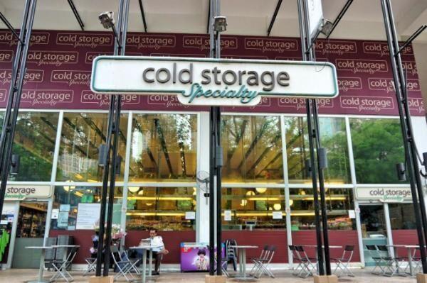 知って得するシンガポールのスーパー「コールド・ストレージ」