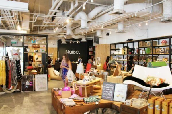 シンガポールの新鋭デザイナーの作品が集結!「Naiise(ナイーズ)」