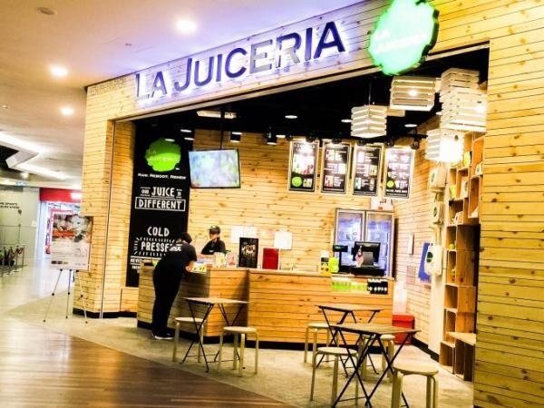 マレーシアで人気のジュースバー「LA JUICERIA」