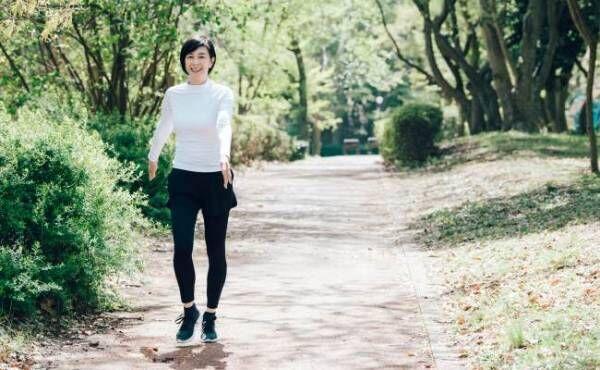 ダイエットのため始めた散歩。飽きずに楽しくできるコツを見つけた!
