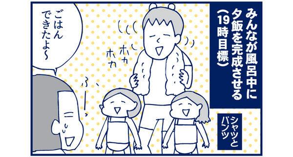 ぐっちぃ家の1日(午後~夜)【双子を授かっちゃいましたヨ☆ 第34話】