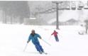 奥伊吹スキー場「滋賀県内 最速オープン」