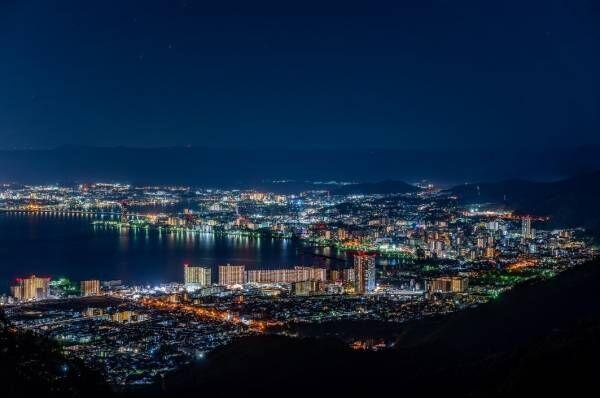 地元ガイドと巡る「比叡山プレミアムナイトバスツアー」受付中