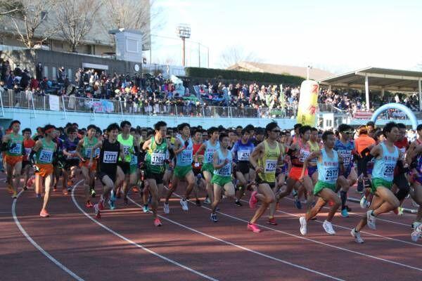 正月恒例の「松戸市七草マラソン大会」受付中