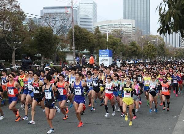 「2019大阪ハーフマラソン」参加者を募集中