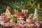 【期間限定】リーガロイヤルが贈る春のスイーツビュッフェ「いちごの森」