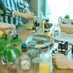 【ワークショップ】天然素材で作る、世界にひとつのアロマクリーム作り