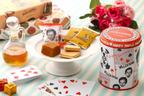 「ザ・メープルマニア」がバレンタイン限定缶を発売