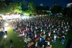 秋の夜長に東京ミッドタウンでヨガ&瞑想イベント開催