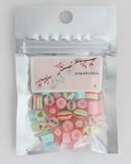 お花見柄の「桜ミックス」キャンディ