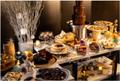 「チョコレートづくし」のアフタヌーンティー