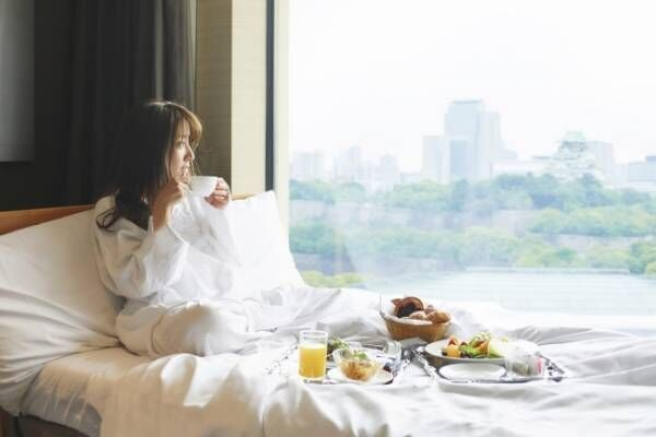 ワガママを叶えるホテルステイ!ホテルニューオータニ大阪で「淑女の休日」を