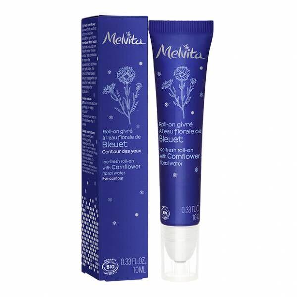 お疲れ目をパッチリ引き締め!「メルヴィータ」より自然由来の目元用美容液誕生