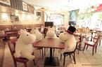 「ムーミンカフェ」が大幅リニューアル