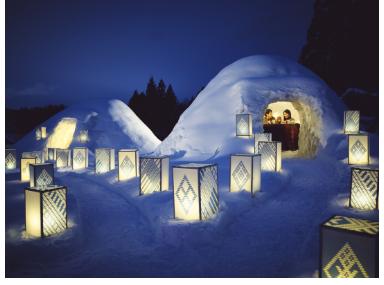 星野リゾート「界」で冬ならではのアクティビティ登場