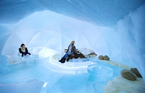 星野リゾート トマムの「氷のホテル」で氷点下の宿泊を体験