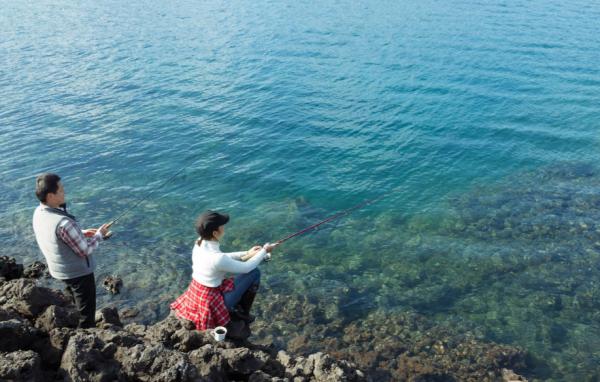 初心者大歓迎「紅葉富士グラマラスフィッシング」