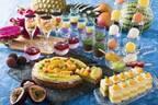 【3日間限定】リーガロイヤルで南国フルーツを使ったスイーツビュッフェ開催