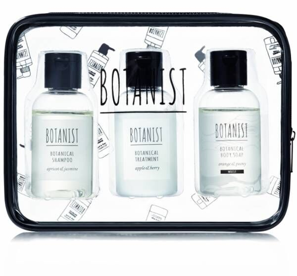 「BOTANIST」がついにコンビニでも!「ボタニカル バスケアセット」発売