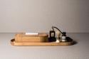 天然素材の竹を北欧デザインによるルームアクセサリーに