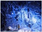 【青森】「氷瀑ライトアップツアー」が12月より実施