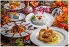 「アリスのファンタジーレストラン」がハロウィンメニューを提供